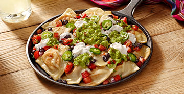 Ultimate Pierogy Nachos