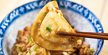 Mini Pierogy Fried Rice