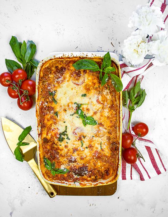 Pierogy Lasagna