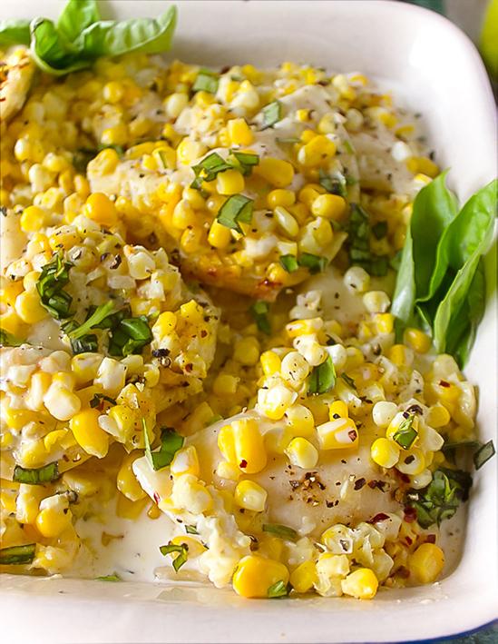 Pierogy Corn Casserole