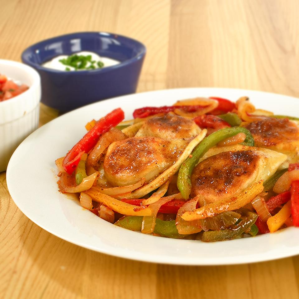Veggie Pierogy Meal Prep Made Easy