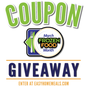 Click to go to the coupon giveaway at EasyHomeMeals.com
