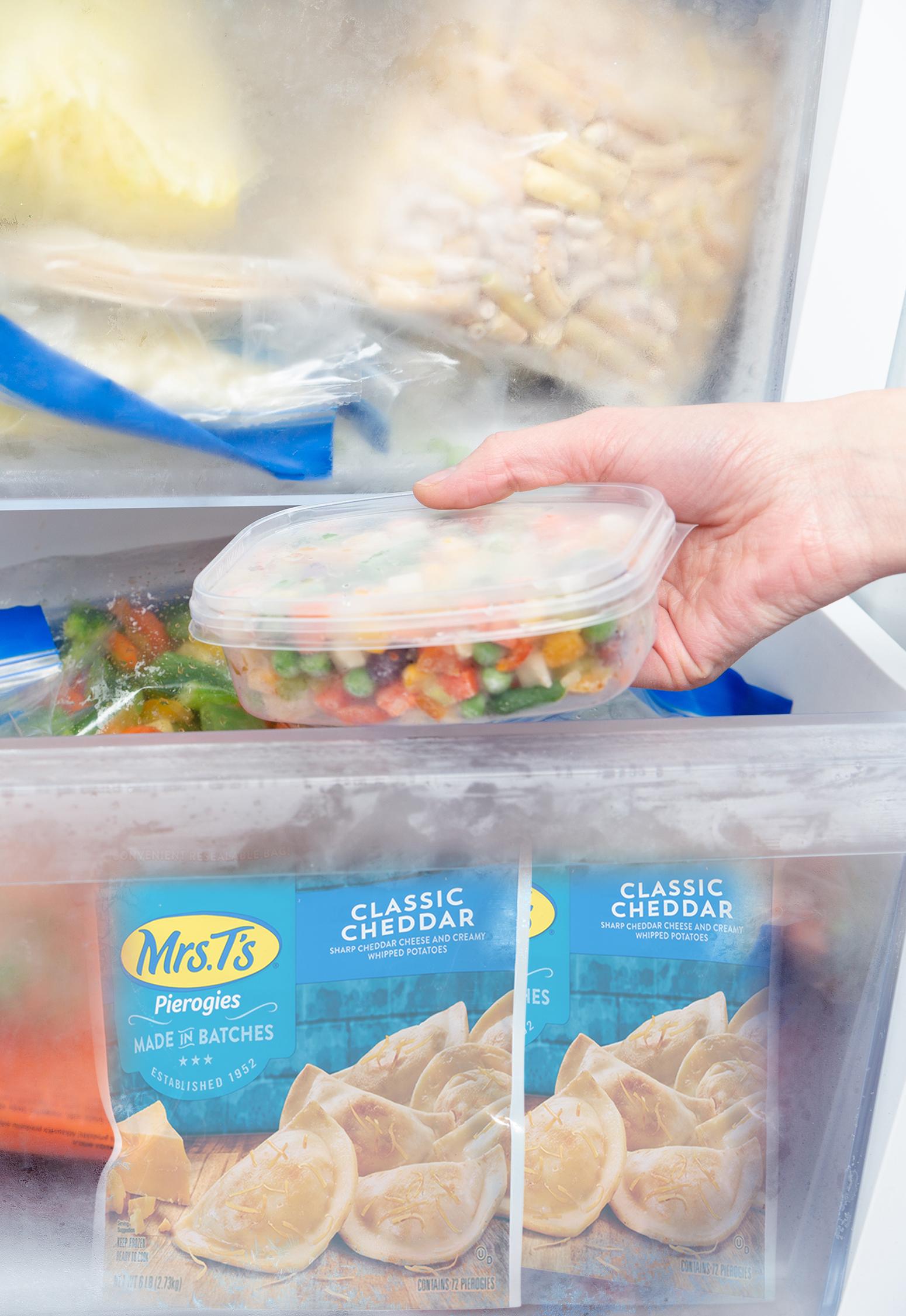 Celebrate Frozen Food Month