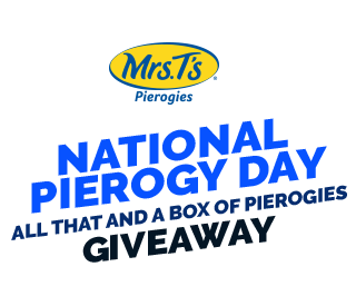 Click to enter the National Pierogy Day Giveaway.